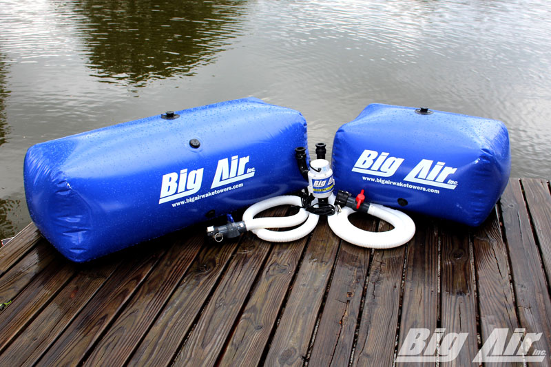Ballast Systems Air Wake Towers