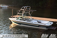 Big Air Bimini Martinique Boat Oem Wakeboard Tower