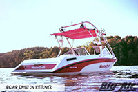 Big Air Bimini Mastercraft Boat Ice Wakeboard Tower