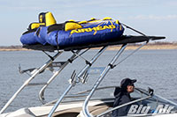 Big Air Waketowers Tube Top Bimini 9304