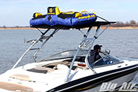 Big Air Waketowers Tube Top Bimini 9306