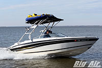 Big Air Waketowers Tube Top Bimini 9328