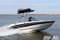 Big Air Waketowers Tube Top Bimini 9330