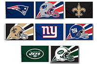 2018 Nfl 2 Sided Flags 5