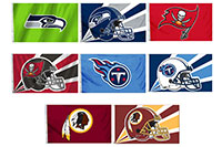 2018 Nfl 2 Sided Flags 7