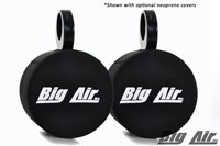 Big Air Bullet Speakers with Neoprene Covers