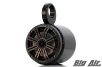 Big Air Bullet Speakers