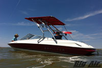 Big Air Cuda Wakeboard Tower 1997 Bayliner 2050 Ss