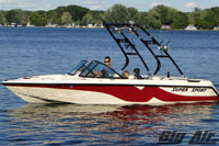 Big Air Cuda Wakeboard Tower 2001 Correct Craft Ski Nautique Super Sport