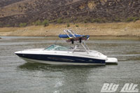 Big Air Cuda Wakeboard Tower Chaparral