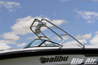 Big Air Cuda Wakeboard Tower Malibu 1