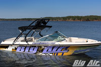 Big Air Cuda Wakeboard Tower Mastercraft