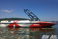 Big Air Cuda Wakeboard Tower Mb Sports Reverse Mouted