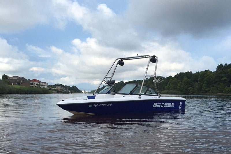 Big Air H2o 3 Tower Wakeboard Tower For Your Boat Big Air