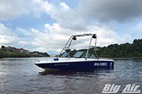 Big Air H2O3 Wakeboard Tower Moomba Outback