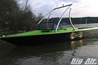1979 Ski Supreme Boat With Big Air Ice Wakeboard Tower