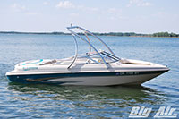 1998 Glastron Boat With Big Air Ice Wakeboard Tower