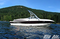 Maxum Boat With Big Air Ice Wakeboard Tower
