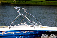 Big Air Predator Wakeboard Tower 2003 Chapparal 180 Ssi 6365
