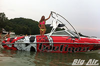 1993 Captiva 209 With Big Air Storm Wakeboard Tower