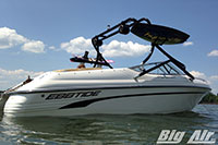 Big Air X Wakeboard Tower 2002 Ebbtide Mystique 2100