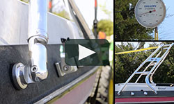 wakeboarding wake tower installation videos big air wakeboard tower destruction big air cuda tower vs competitor narrow stance tower